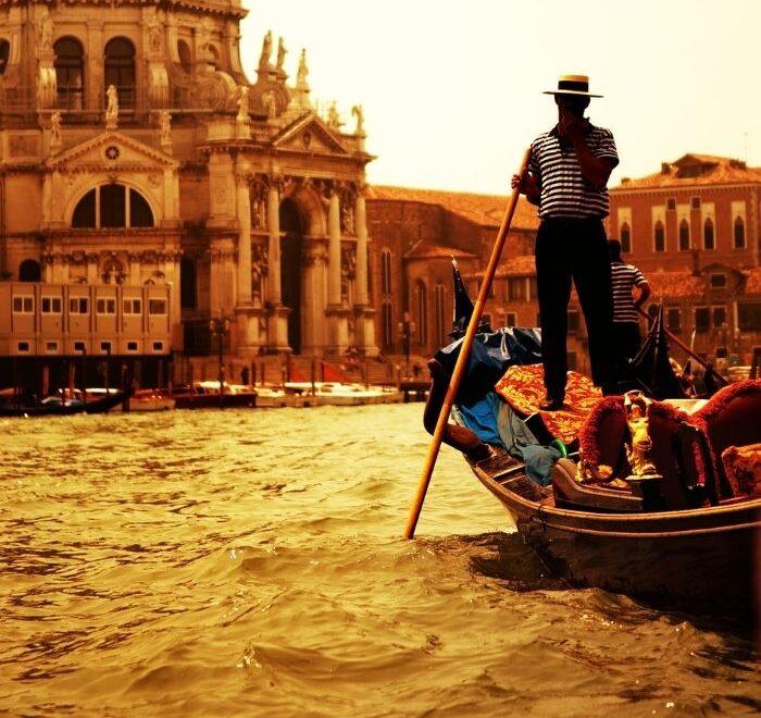 come visitare venezia